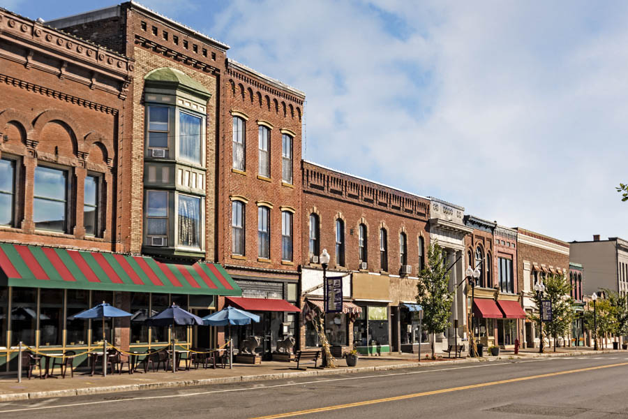 Lincolnton, NC Insurance - Small Town with a Bustling Small Business Scene
